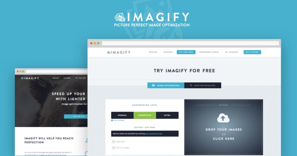 Imagify Image Optimizer WordPress